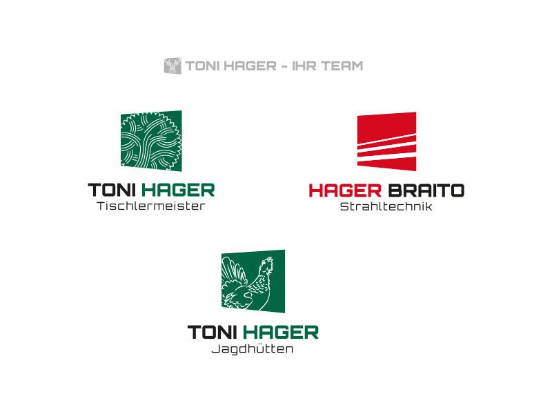 2019-Neue CD für Tischlerei, Strahltechnik und Jagdhütten Hager
